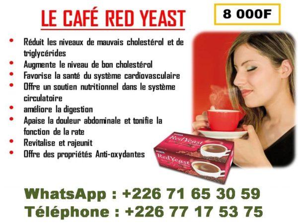 CAFÉ REDYEAST edmark ude-afrique