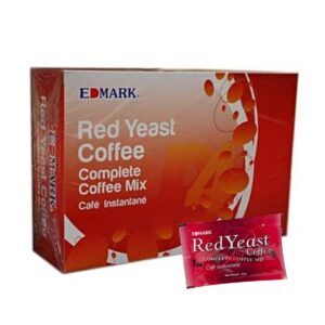 EDMARK CAFE RED YEAST COFFEE COFFEE UDE-AFRIQUE