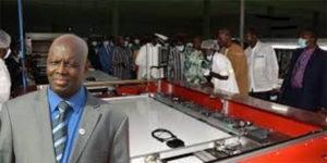 Moussa KOUANDA GCM Industries Faso Energy UDE-AFRIQUE