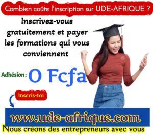 Nouvelles et Mise à jour de l'université en ligne ude-afrique du 18 au 24 Octobre 2021