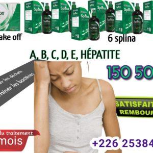 Hépatite A, B ,C, D,E traitement edmark