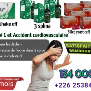 AVC et Accident cardiovasculaire