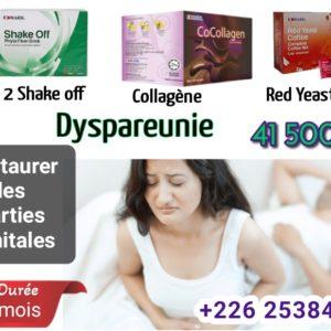 Dyspareunie traitement edmark produits