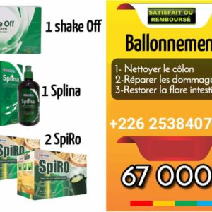 Ballonnements et indigestion edmark