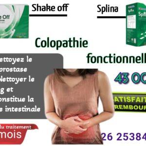 colopathie fonctionnelle traitement edmark