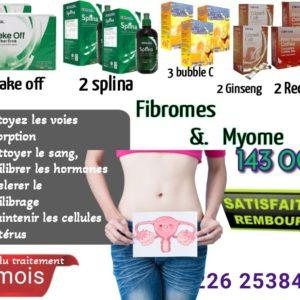 fibromes, kystes et myome traitement edmark