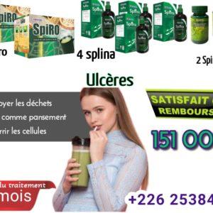 Ulcères gastriques traitement edmark
